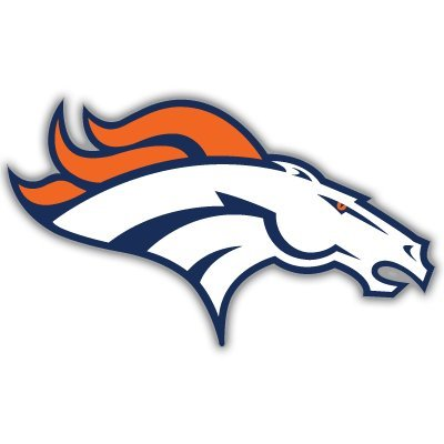 Denver Broncos Laptop - Denver Broncos NFL sticker 5