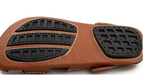 da Uomo Lightbrown Traspirante Scarpe Uomo Pantofole WLFHM Sandali qIZx1