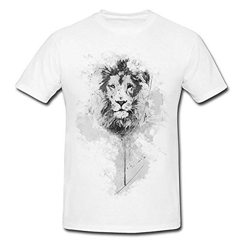 Leon T-Shirt Herren, Men mit stylischen Motiv von Paul Sinus
