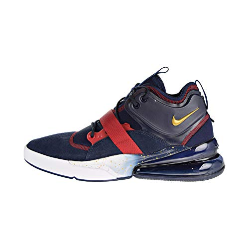 Nike Gym Gold Red Air 270 Obsidian da White Uomo Force Fitness 400 Multicolore Scarpe Metallic PrHwPv