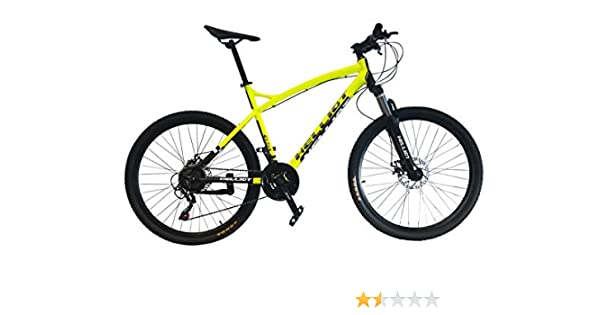 Helliot Bikes by Bangkok Bicicleta de Montaña, Adultos Unisex, Naranja/Negro, Talla Única: Amazon.es: Deportes y aire libre