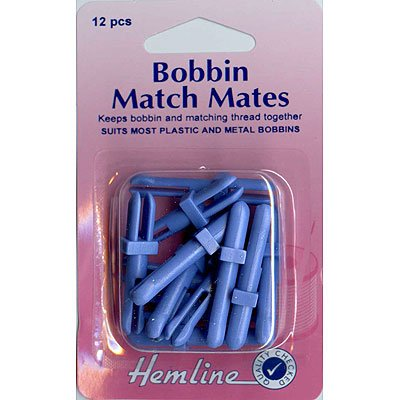 Hemline Sewing Machine Bobbin Match Mates H137