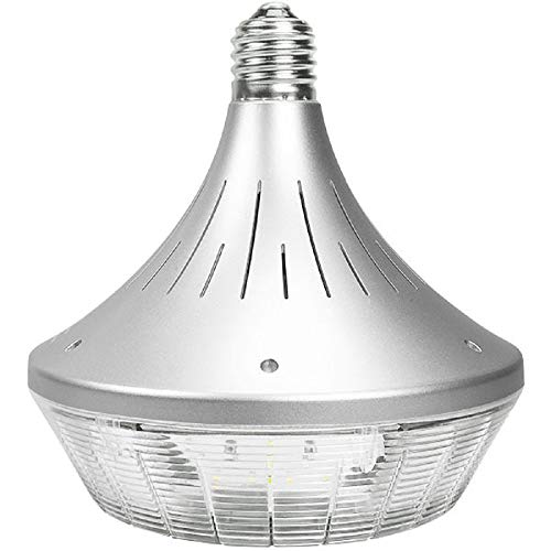 19,800 Lumens - 150 Watt - LED HID Retrofit 400W Metal Halide Equal - 5000 Kelvin - Mogul Base - Vertical Mount - Operates by Bypassing Existing -