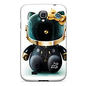 TimeaJoyce Samsung Galaxy S4 Great Hard Phone Cases Allow Personal Design High-definition Hello Daft Punk Skin [BcC3804gDJG]