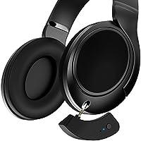 Wireless Bluetooth Adapter for Sennheiser HD598 HD598CS HD598SE HD598SR HD599 HD579 HD569 MASCARRY Black Bluetooth 4.1 Receiver for Sennheiser HD 598 Headphones