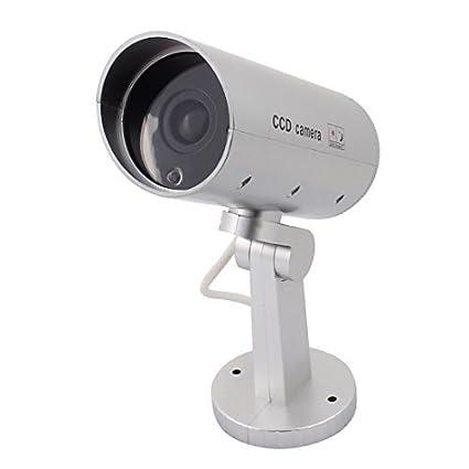 DealMux detector de movimiento de la cámara con pilas del sensor de vigilancia del hogar de