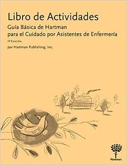 Title: Libro de Actividades Guia Basica de Hartman para e