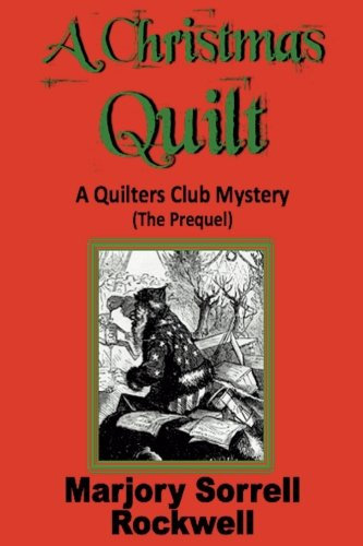 Christmas Quilt Prequel Quilters Mysteries product image