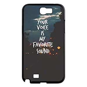 Love CUSTOM Cell Phone Case for Samsung Galaxy Note 2 N7100 LMc-68520 at
