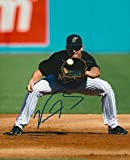 Wes Helms Autographed Photo - 8x10 COA - Autographed MLB Photos