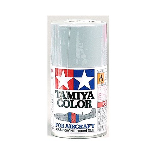 (Tamiya 86526 AS-26 Spray Light Ghost Gray 3 oz)