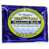 Dr. Singha's Natural Therapeutics - Mustard Bath - 2 Oz, 5 Pack