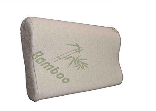 bamboo-orthopedic-contour-memory-foam-pillow-treats-neck-back-pain-keeps-them-aligned-for-side-sleep