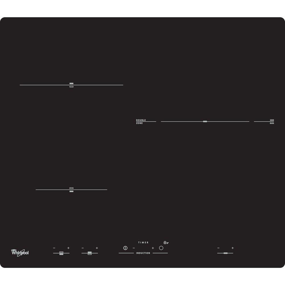 Table De Cuisson Induction Whirlpool Acm818ne Amazonfr