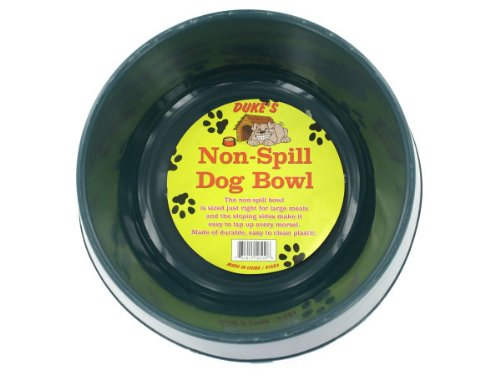 Dog bowl, Case of 72 by Duke'S