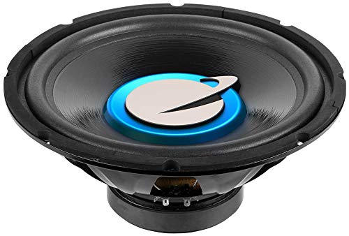 Planet Audio TQ12S 12 Inch Car Subwoofer - 1500 Watts Maximum Power, Single 4 Ohm Voice Coil, Sold Individually