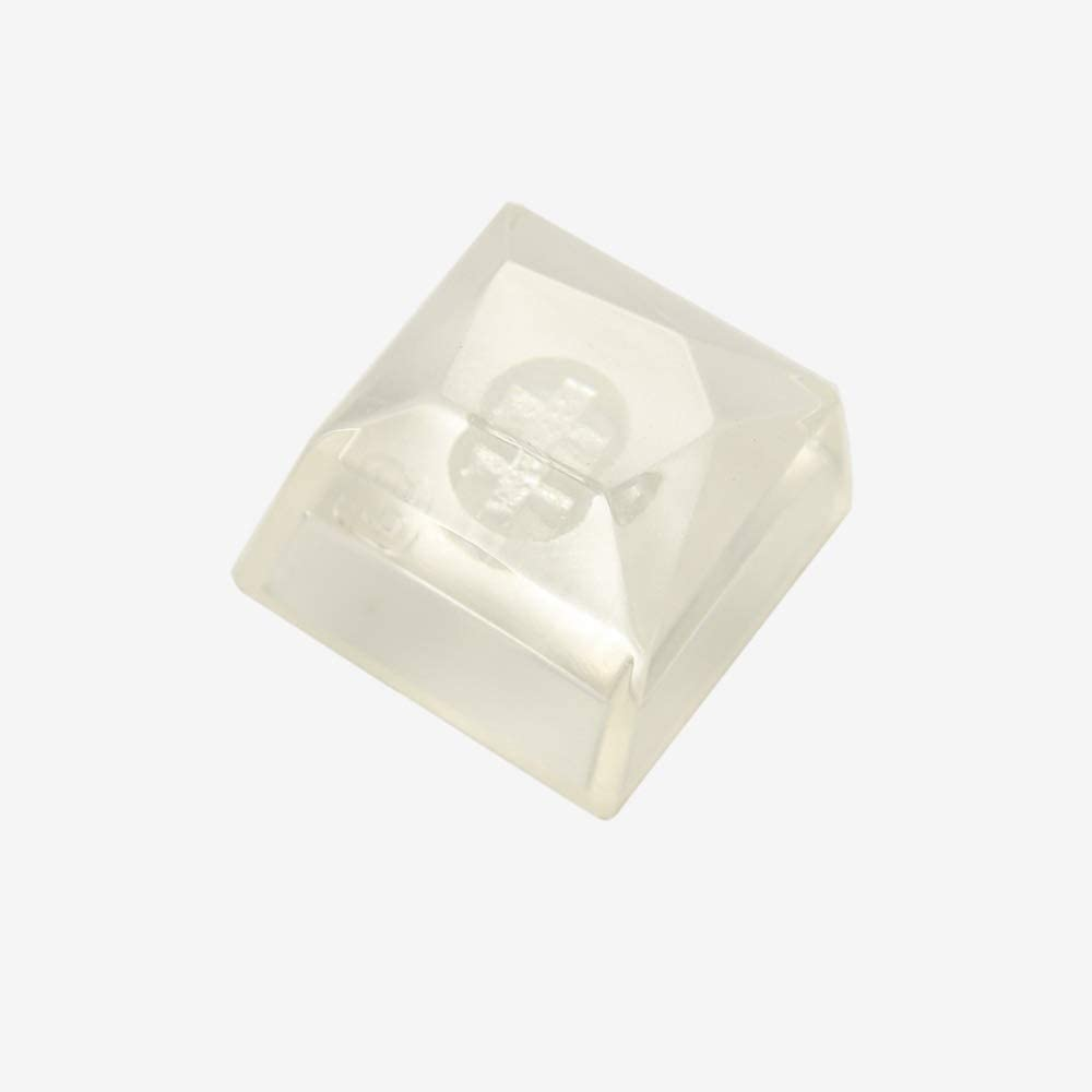 Axis Body : 6pcs, Color : Gold Keyboard keycaps Keycap Through Keycaps for MX Mechanical Gaming Keyboard
