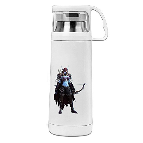 HAULKOO Heroes Of The Storm Stainless Steel Bottle - Downton Boston