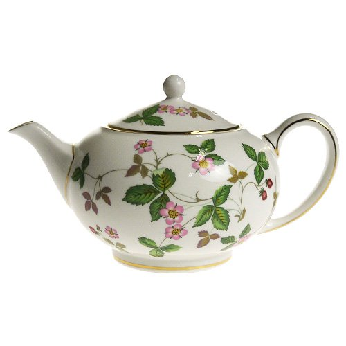 Wedgwood ( Wedgwood ) Wild Strawberry Teapot * (S) [ parallel import goods ]