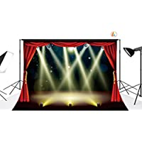 LB 7X5ft Hollywood Poly Fabric Photography Backdrop Studio Prop Customized Photo Backgrounds Backdrops HW04
