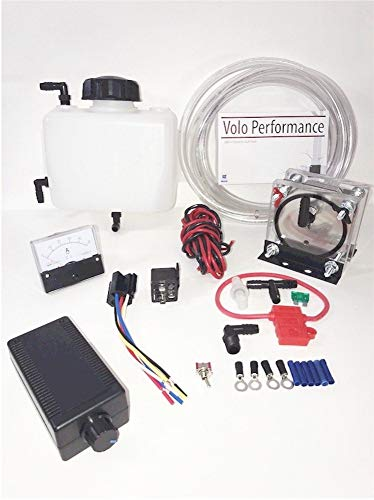 HHO Dry Single Cell Kit Pro 1 Hydrogen Generator With HHO Latest VP15 Volo Chip & Pwm Super Complete Kit Guaranteed Results