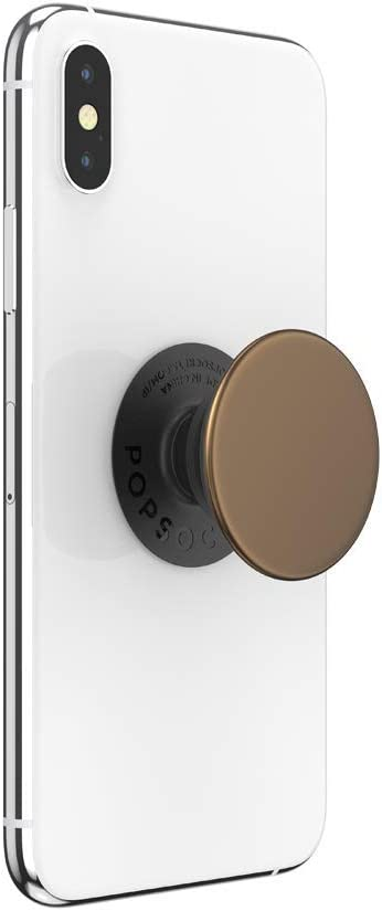 PopSockets PopTop Top only. Base Sold Separately. Otter+Pop /& PopWallet+ : Swappable Top for PopGrip Bases Aluminum Mars Dust PopGrip Slide