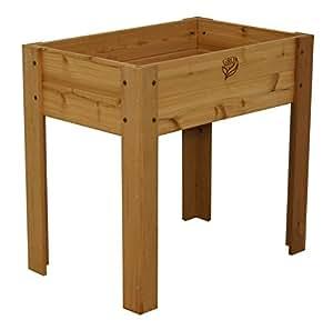 Gro productos cedro elevada jardín cama