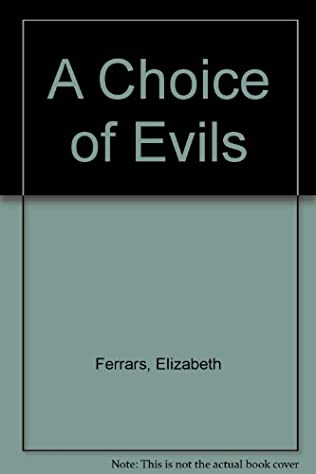 book cover of A Choice of Evils