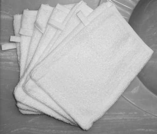 Bath Mitts - Package of 6 - (6