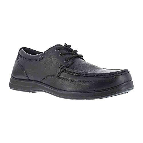 Florsheim Work Men's Wily FS201 Work Shoe, Black, 11.5 3E US by Florsheim