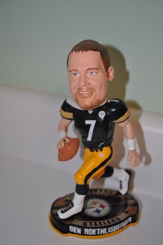 Ben Roethlisberger Pittsburgh Steelers Bobblehead 2012 by Forever Collectibles