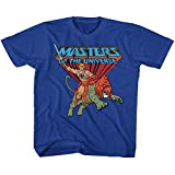 Masters of The Universe TV Series He-Man Rides Into