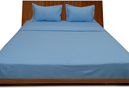 Dreamz Bedding - Sábana Bajera Ajustable de algodón orgánico de ...