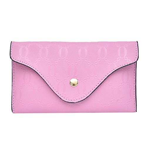 Coin Waist Purse Leather Belt Phone Handbag Chest Fanny Pink Widewing Black Women PU Pack TwqZZzYF