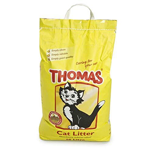 ( 16ltr Pack ) THOMAS Cat Litter 16L