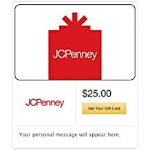 JCPenney Gift Cards - E-mail Delivery