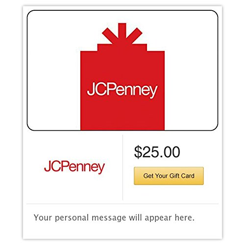 Large Product Image of JCPenney Gift Cards - E-mail Delivery