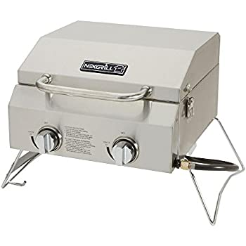 Amazon Com Smoke Hollow Vector 3 Burner Tabletop Propane