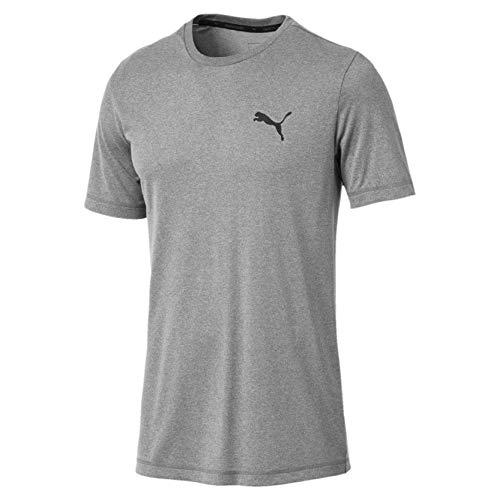 Gray Homme Medium T 851702 Puma Shirt Heather 4OqXffw