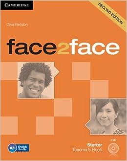 Face2face starter teachers book with dvd livros na amazon brasil ativar o pedido com 1 clique fandeluxe Choice Image