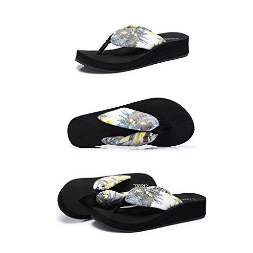 Pantofole sportive dimensioni 7 Donna Scarpe Sandali moda Estate 0 Abbigliamento 1BR1xOqC