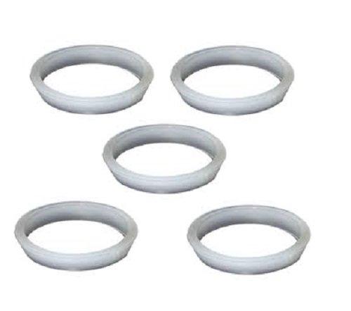Keeney Mfg Co. 11/2'' Polyethylene Beveled Washers (5-pack)