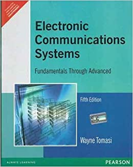Electronic Communication Systems By Wayne Tomasi 5th Edition Ebook