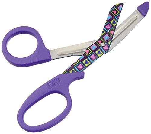 Prestige Medical 871-FSH Stylemate Utility Scissor, 5.5 Inch (Shears Ems Pink)