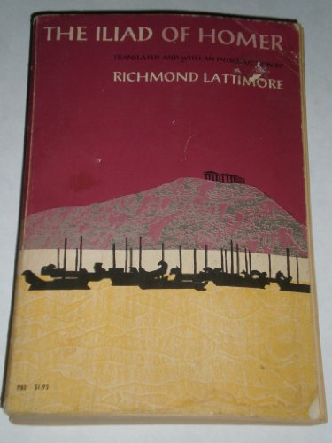 the iliad translated by richmond lattimore pdf