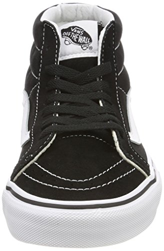 Black Vans Mid Adulto True Zapatillas White Negro 6bt Unisex Sk8 Reissue Altas rrq8w1f