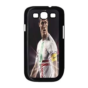 Soccer star Ronaldo phone case For Samsung Galaxy S3 FANS5798336