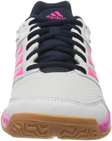 adidas Damen Ligra 5 W Handballschuhe, Mehrfarbig (FTWR