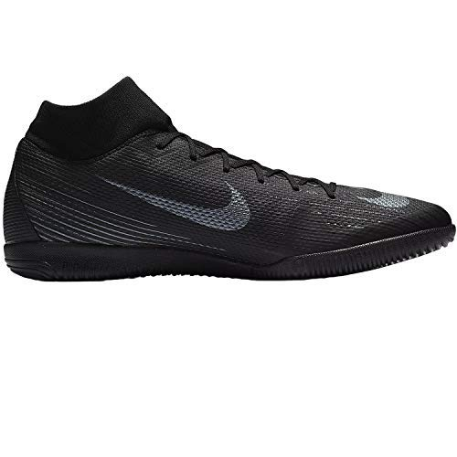 Court Mens Jacket - NIKE Superfly X 6 Academy Men's Indoor Soccer Shoes (7 D US)