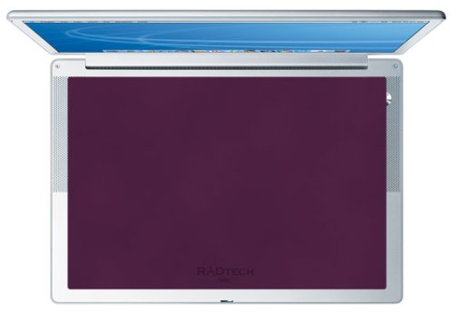 Screensavrz: Notebook Screen Protector for 15in MacBook Pro, PowerBook & 15in PCs in Grape (Keyboard Powerbook Keys)